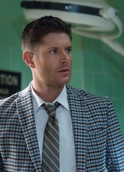 Dean Taken Back - Supernatural Season 14 Episode 4