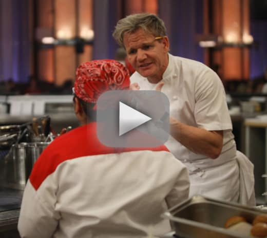 Hell S Kitchen Season  Watch Online