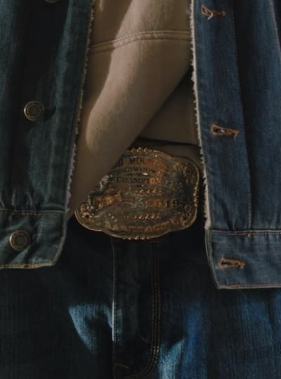 Jimmy's Championship Buckle - Yellowstone Season 2 Episode 8