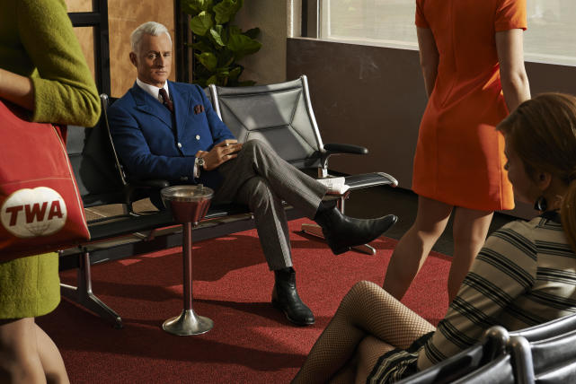 Roger Sterling Promo Pic