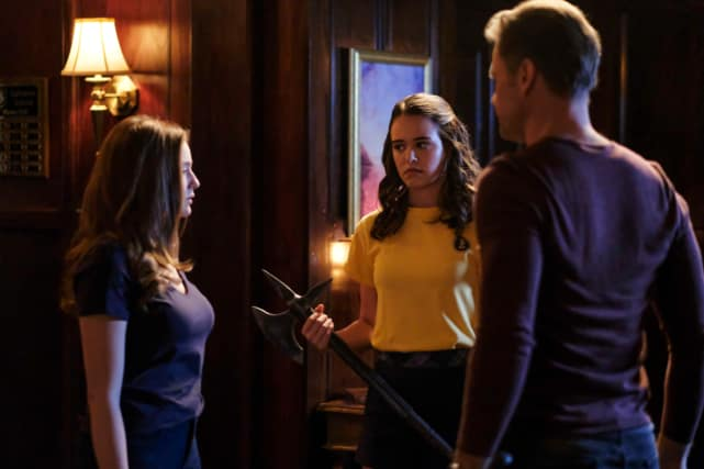 What Are You Doing Here? - Legacies Season 1 Episode 3