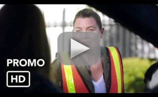 Grey's Anatomy Promo: Meredith Does Community Service!