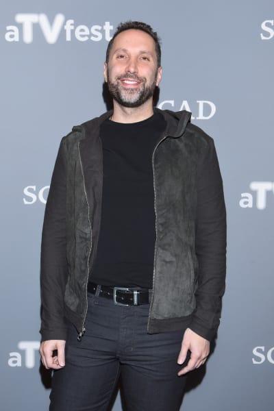 Adam Targum Attends Banshee aTVfest Event