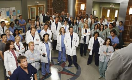 Crowded Grey's Anatomy Means New Storytelling Methods?
