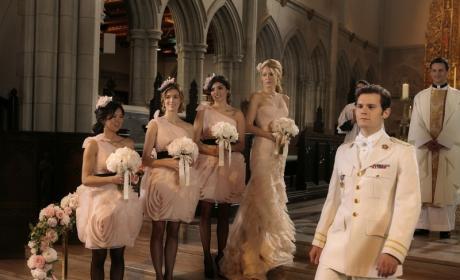 Louis and Bridesmaids