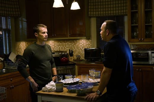 Danny Offers Jamie Advice - Blue Bloods Season 7 Episode 7