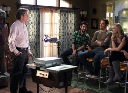 Watch Chuck Season 4 Episode 21 Online
