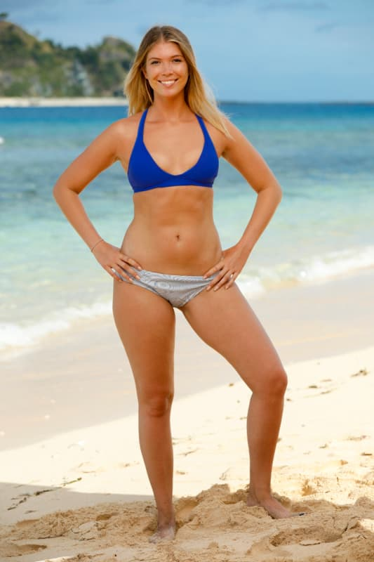 Jenna Bowman - Survivor