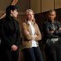 Rachel Nichols on Criminal Minds