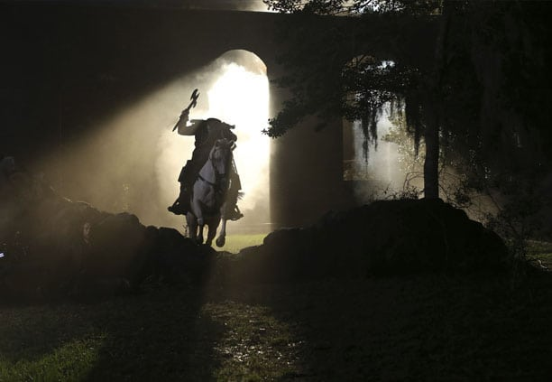 The Headless Horseman (Sleepy Hollow)