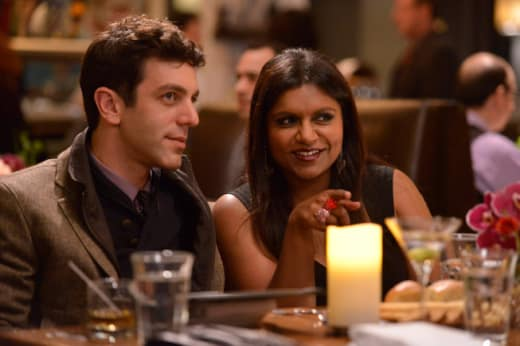 Mindy's Double Date