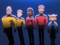 The Bridge Crew - Star Trek: Lower Decks