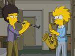 The College Essay - The Simpsons