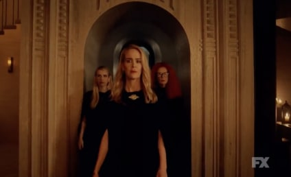 American Horror Story Promo: Cordelia, Madison and Myrtle Return!