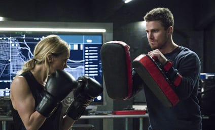Arrow Season 4 Episode 11 Review: A.W.O.L.