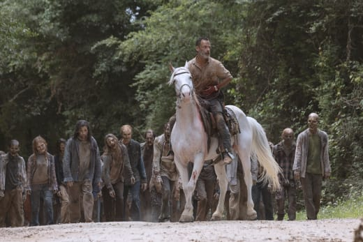 Back On The High Horse - The Walking Dead Season 9 Episode 5
