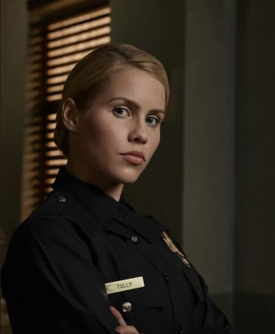 Claire Holt in Aquarius
