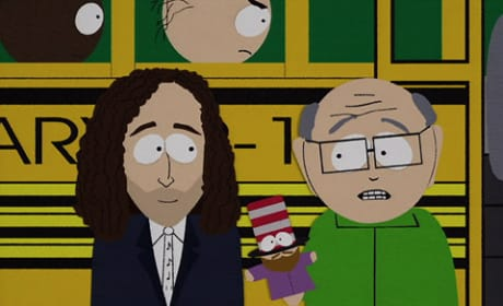 Kenny G on South Park