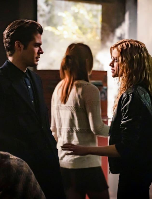 More Sibling Love - Arrow Season 7 Episode 15