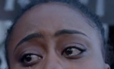 Devastated Malika - Tall  - Good Trouble Season 2 Episode 1