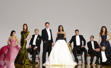 Scandal Season 4 Cast Photos: Dressed to Impress