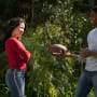 Defensive Mariana - The Fosters Season 5 Episode 7