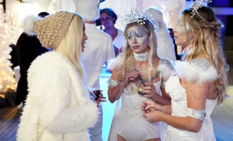 Winter Themed Birthday - Vanderpump Rules