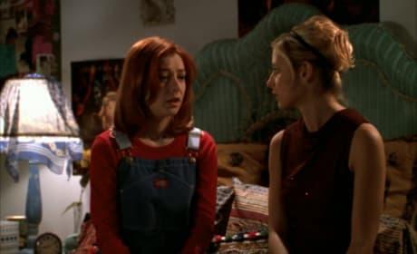 Repairing Friendships - Buffy the Vampire Slayer Season 3 Episode 15