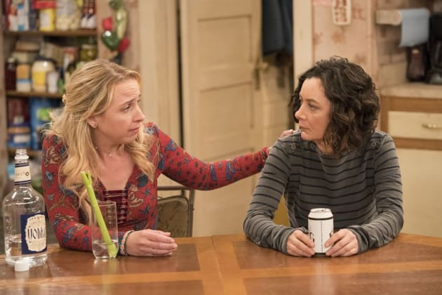 Sisterly Advice - Roseanne Season 10 Episode 5