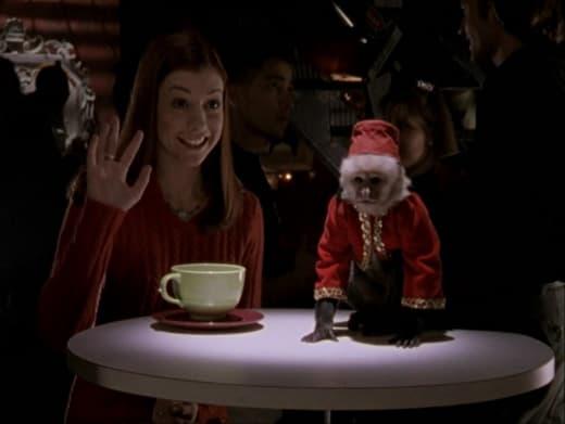 Dream Monkey - Buffy the Vampire Slayer