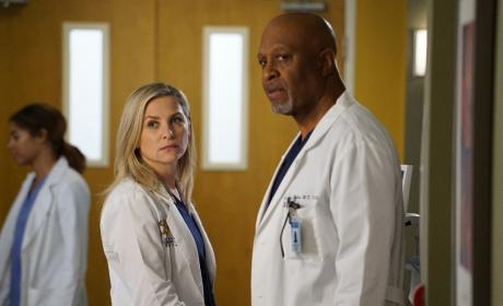 Lines Drawn - Grey's Anatomy Season 13 Episode 14