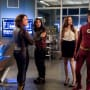 Team Flash At Star Labs - The Flash Season 5 Episode 2