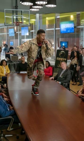 Hakeem Dances - Empire Season 6 Episode 11