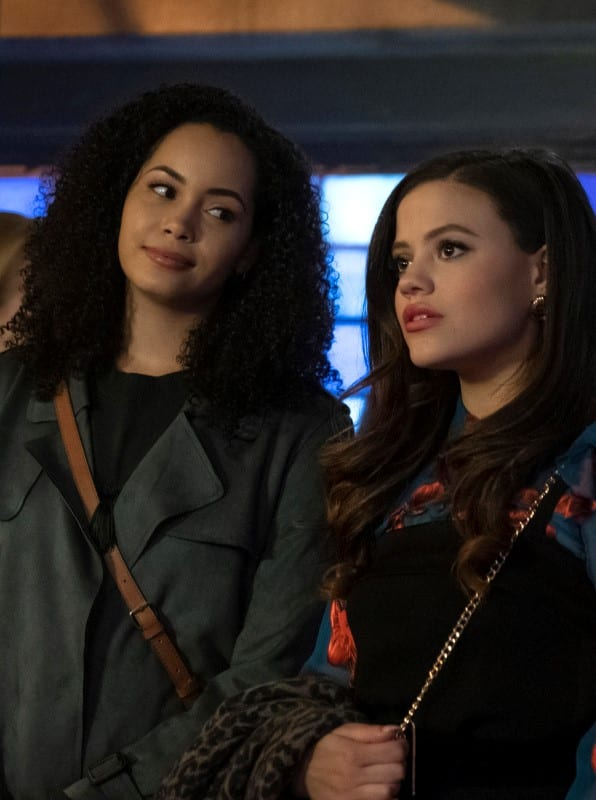 Macy and Maggie Play Detective - Charmed (2018) Season 1 Episode 13
