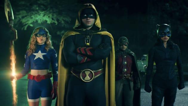 Stargirl Temporada 1 Episódio 6 Review: The Justice Society 4