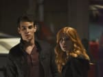 Saving Jace - Shadowhunters