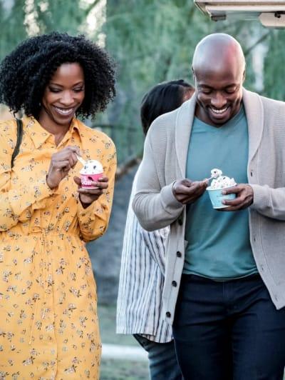 Ice Cream - All American Season 1 Episode 14