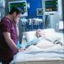 Rhodes at Herrmann's Side - Chicago Med Season 1 Episode 5