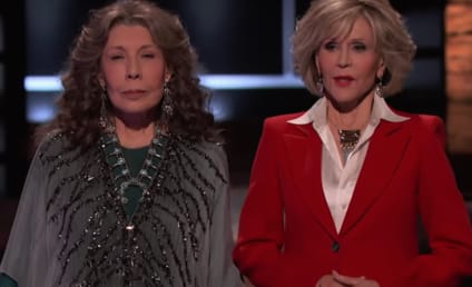 Grace and Frankie Season 6 Trailer: Welcome to Shark Tank!