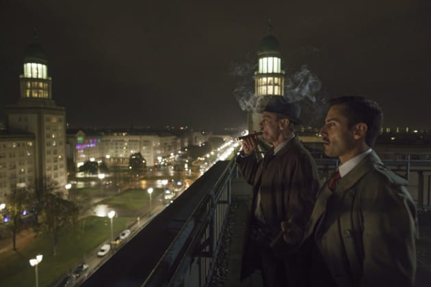 Walter and the American - Deutschland86 Season 2 Episode 6