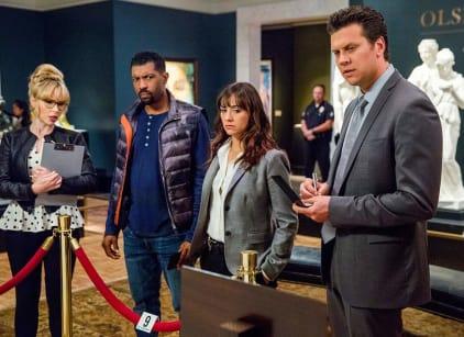 Watch Angie Tribeca Season 1 Episode 4 Online