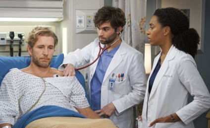 Grey's Anatomy Photo Preview: Are You Ready for Another Grey's and Station 19 Crossover?!