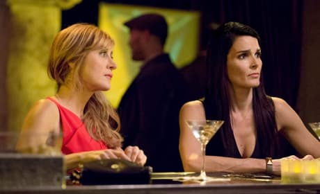 Maura and Jane in LA - Rizzoli & Isles