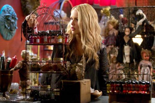 Rebekah Goes Shopping