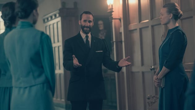 Thank You for Coming - The Handmaid's Tale Season 2 Episode 13