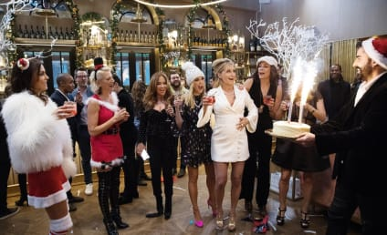 Watch The Real Housewives of New York City Online: Jesus, The Countess And Joseph