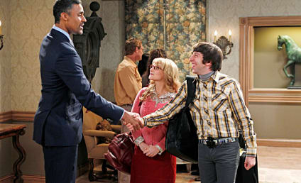 """The Big Bang Theory Review: """"The Love Car Displacement"""""""