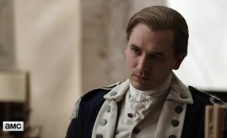 Turn: Washington's Spies Exclusive Finale Clip: A Death Befitting An Officer
