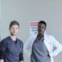 The Original Badasses - Tall - The Resident Season 2 Episode 7