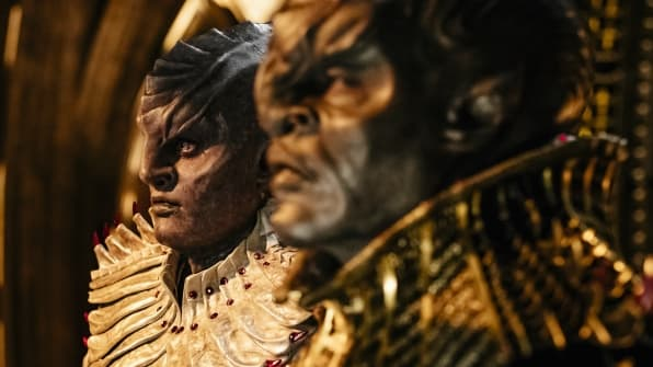 Faces of the Enemy - Star Trek: Discovery Season 1 Episode 2